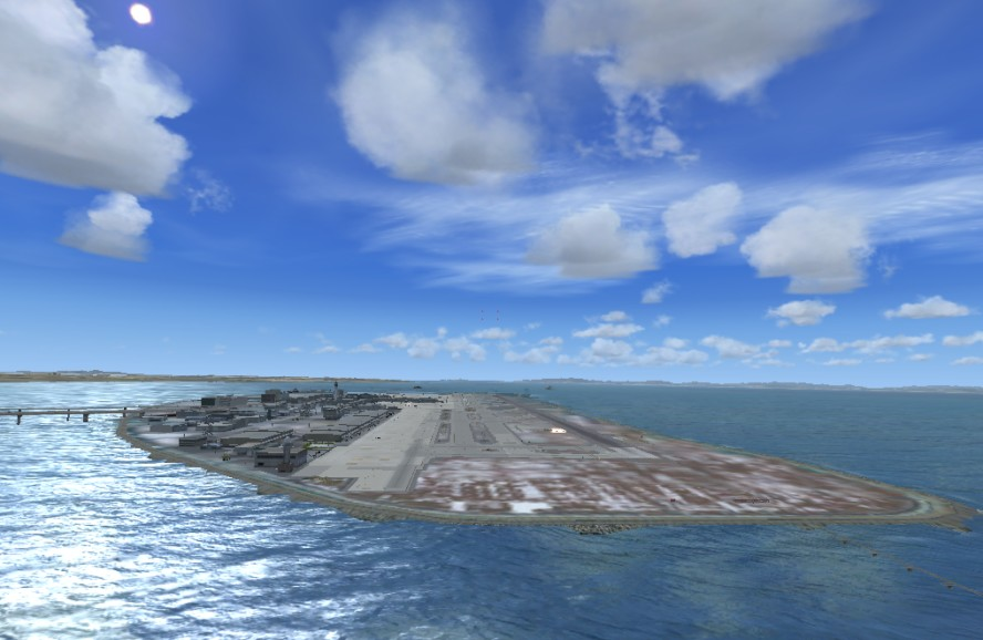 RJGG Chubu Centrair International - Scenery - FSX - Files